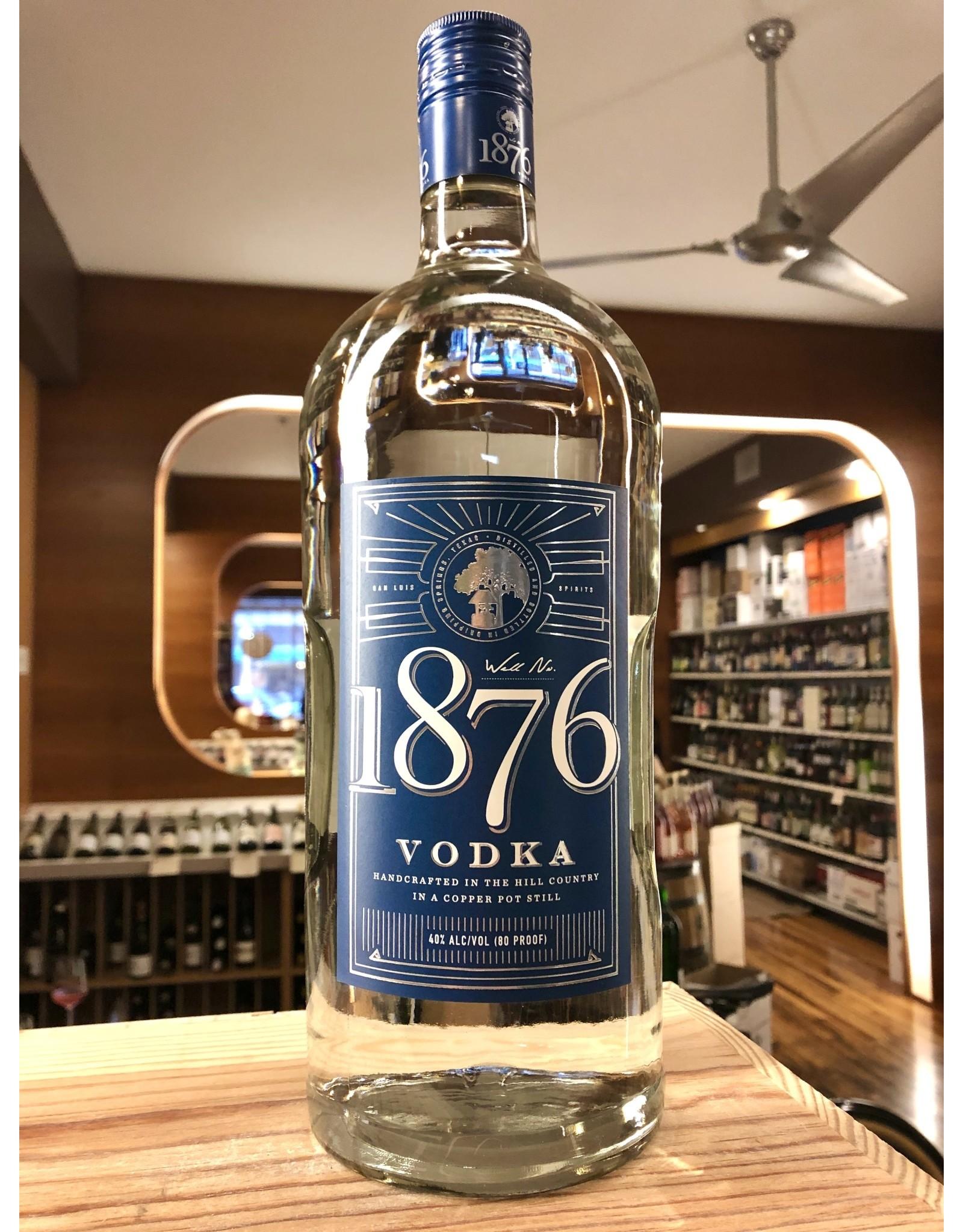 1876 Vodka  - 1.75 Liter
