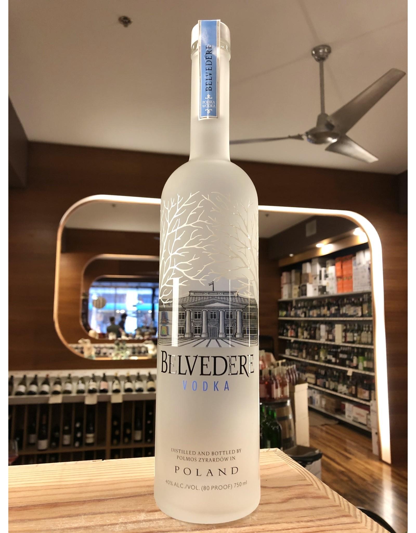 Belvedere Vodka - 750 ML