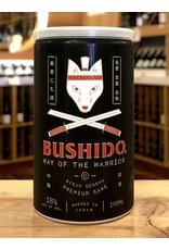 Bushido Sake Can - 180 ML