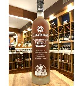 Charbay Pomegranate Vodka - 750 ML