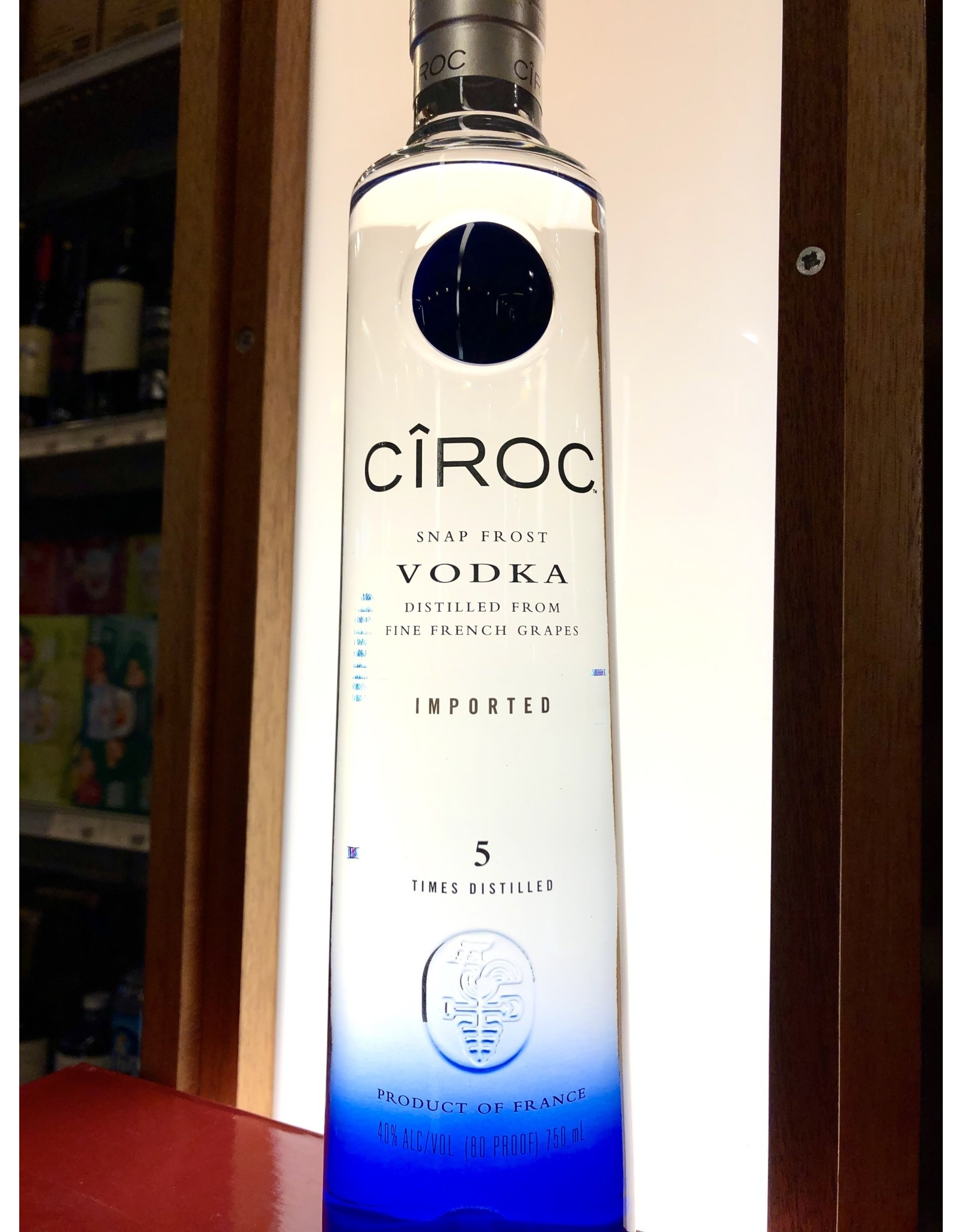 Ciroc Vodka Snap Frost - 750 ML