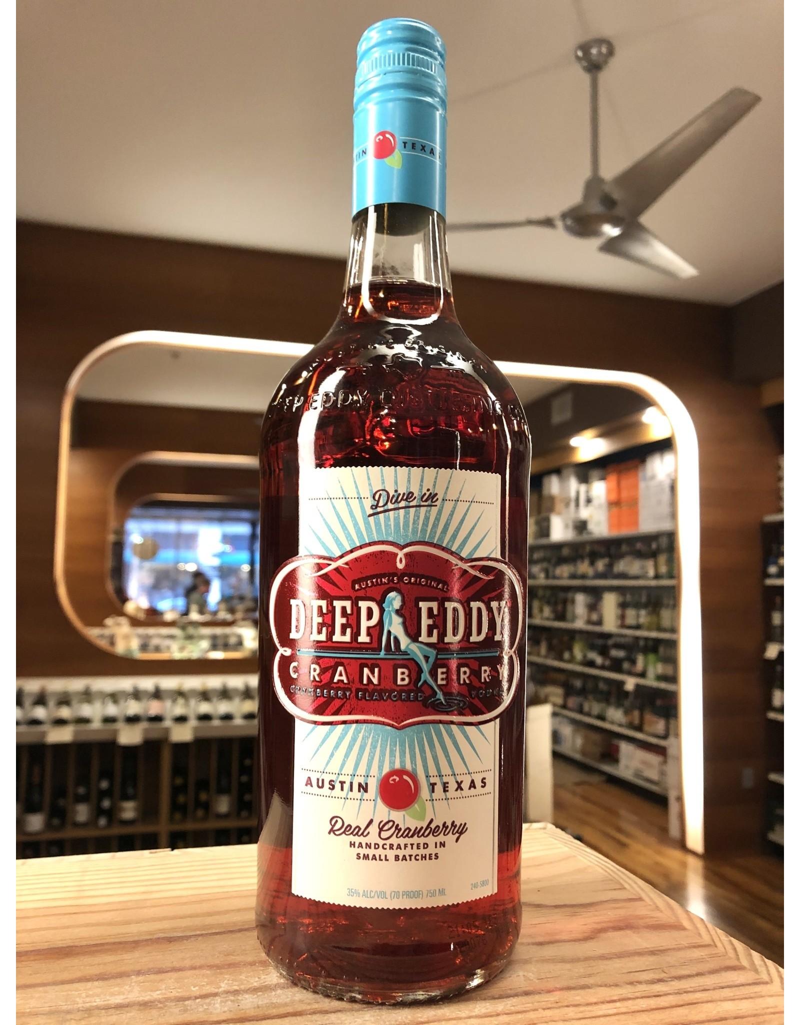 Deep Eddy Cranberry - 750 ML