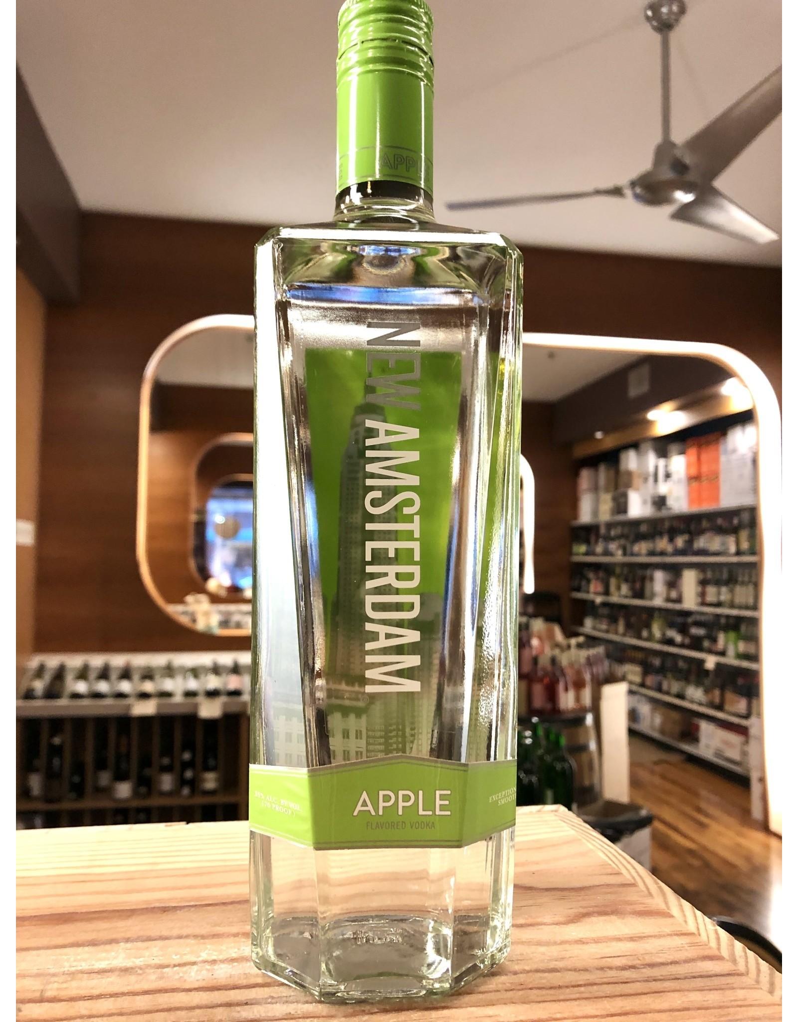 New Amsterdam Apple Vodka - 750 ML