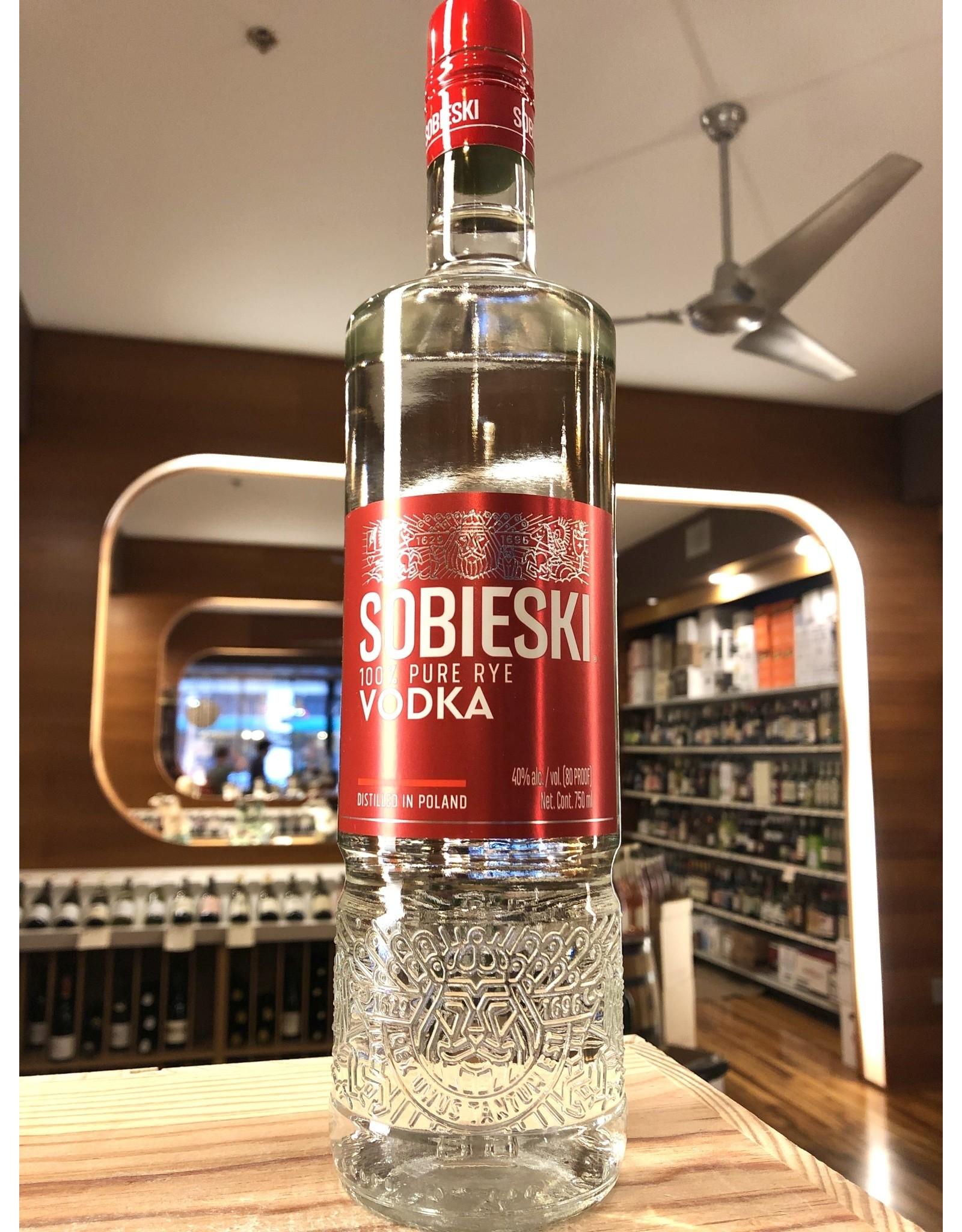 Sobieski  Vodka - 750 ML
