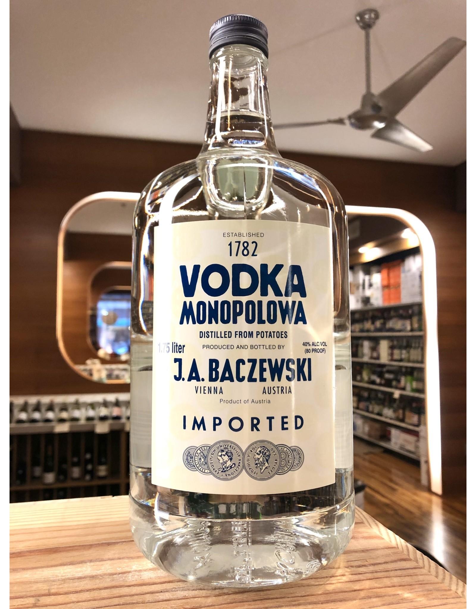 Monopolowa Vodka  - 1.75 Liter