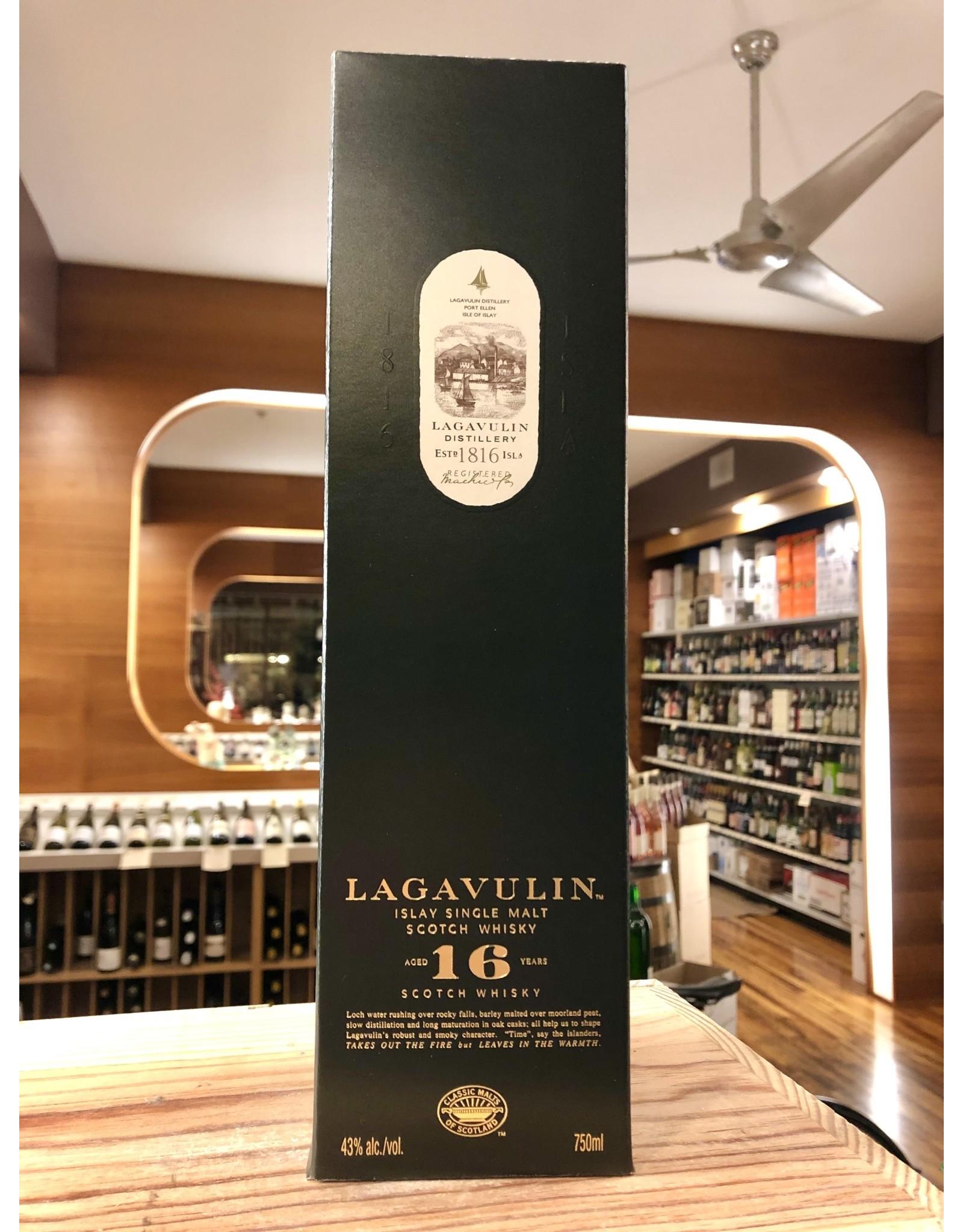 Lagavulin 16 Year - 750 ML