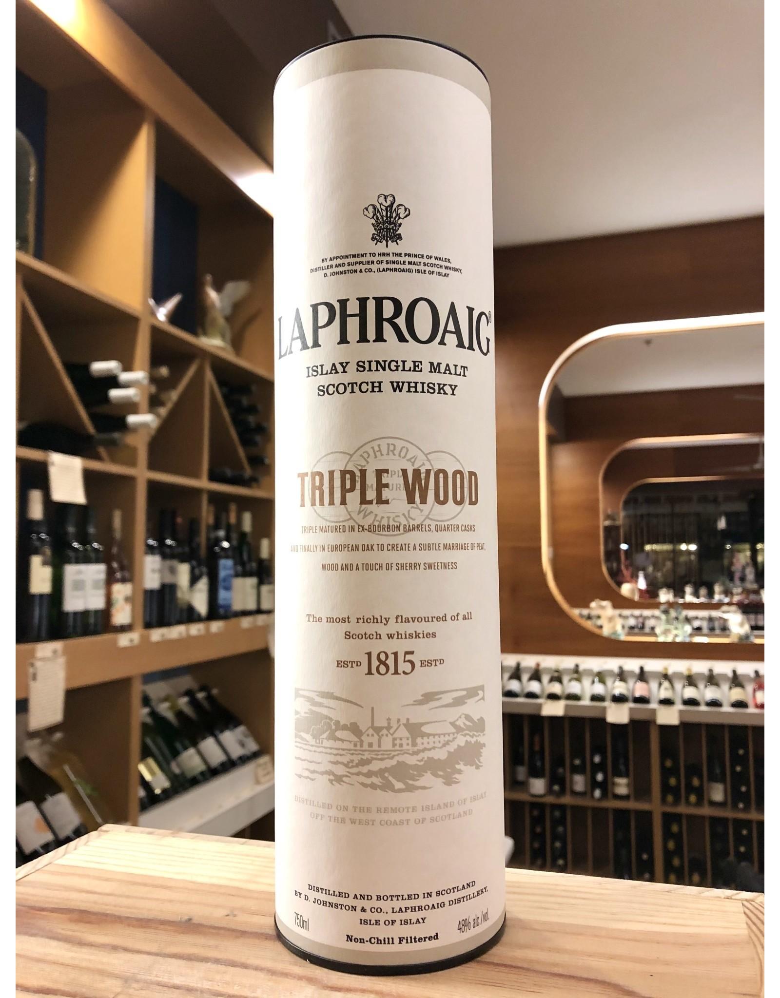 Laphroaig Triple Wood - 750 ML