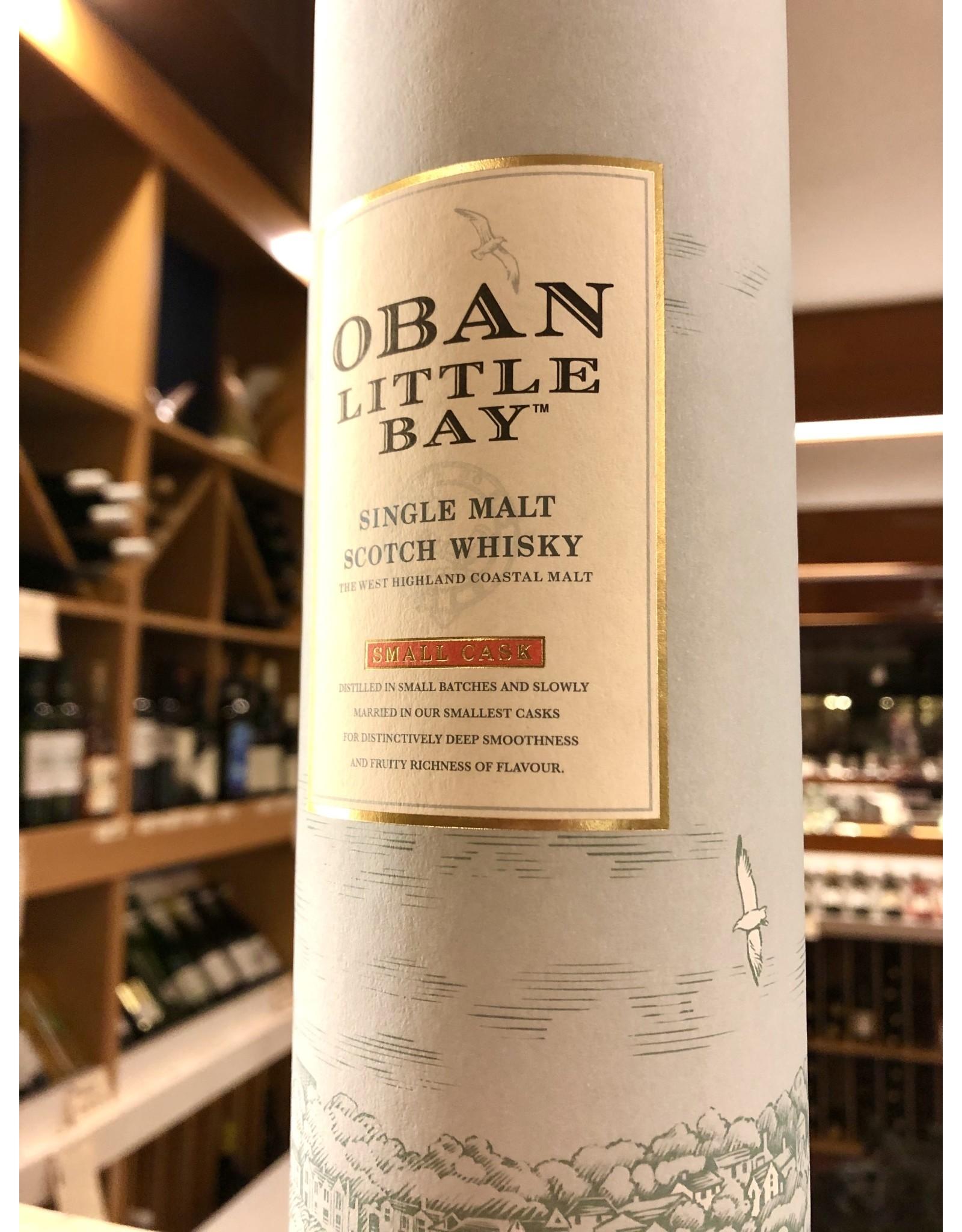 Oban Little Bay Whisky - 750 ML