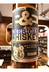 St George B&E American Whiskey - 750 ML