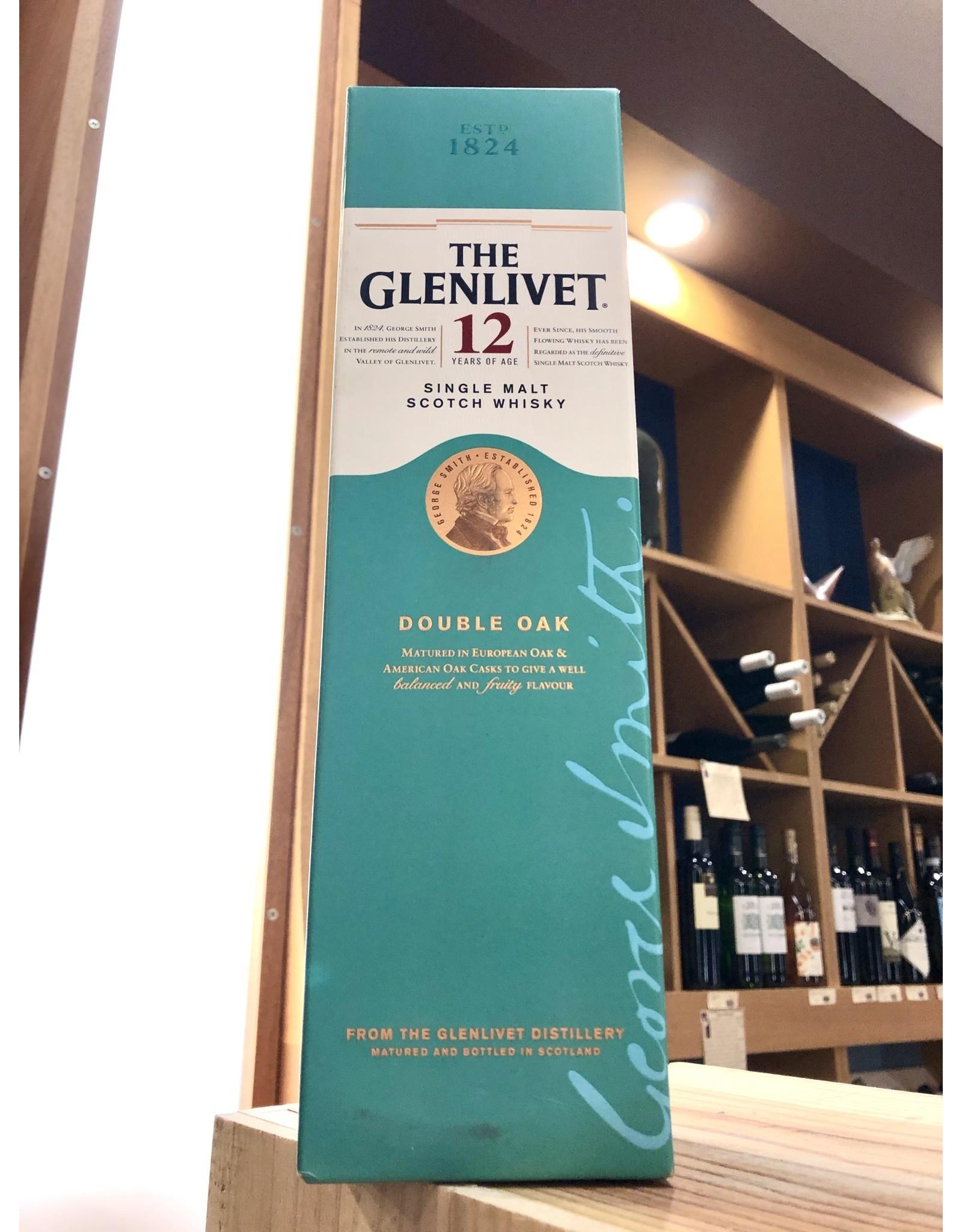 Glenlivet 12yr - 750 ML