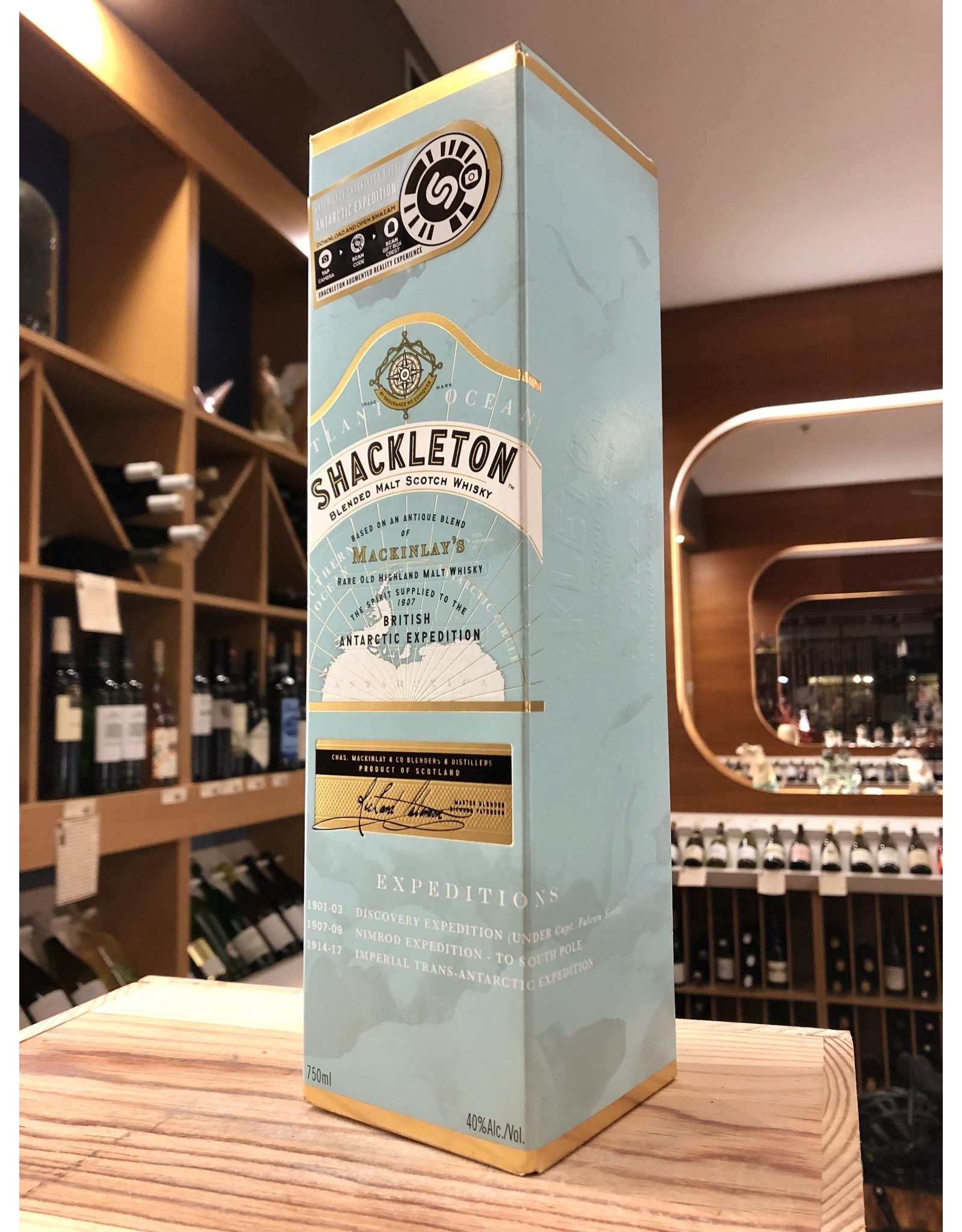 Shackleton Scotch - 750 ML