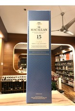 Macallan 15yr - 750 ML