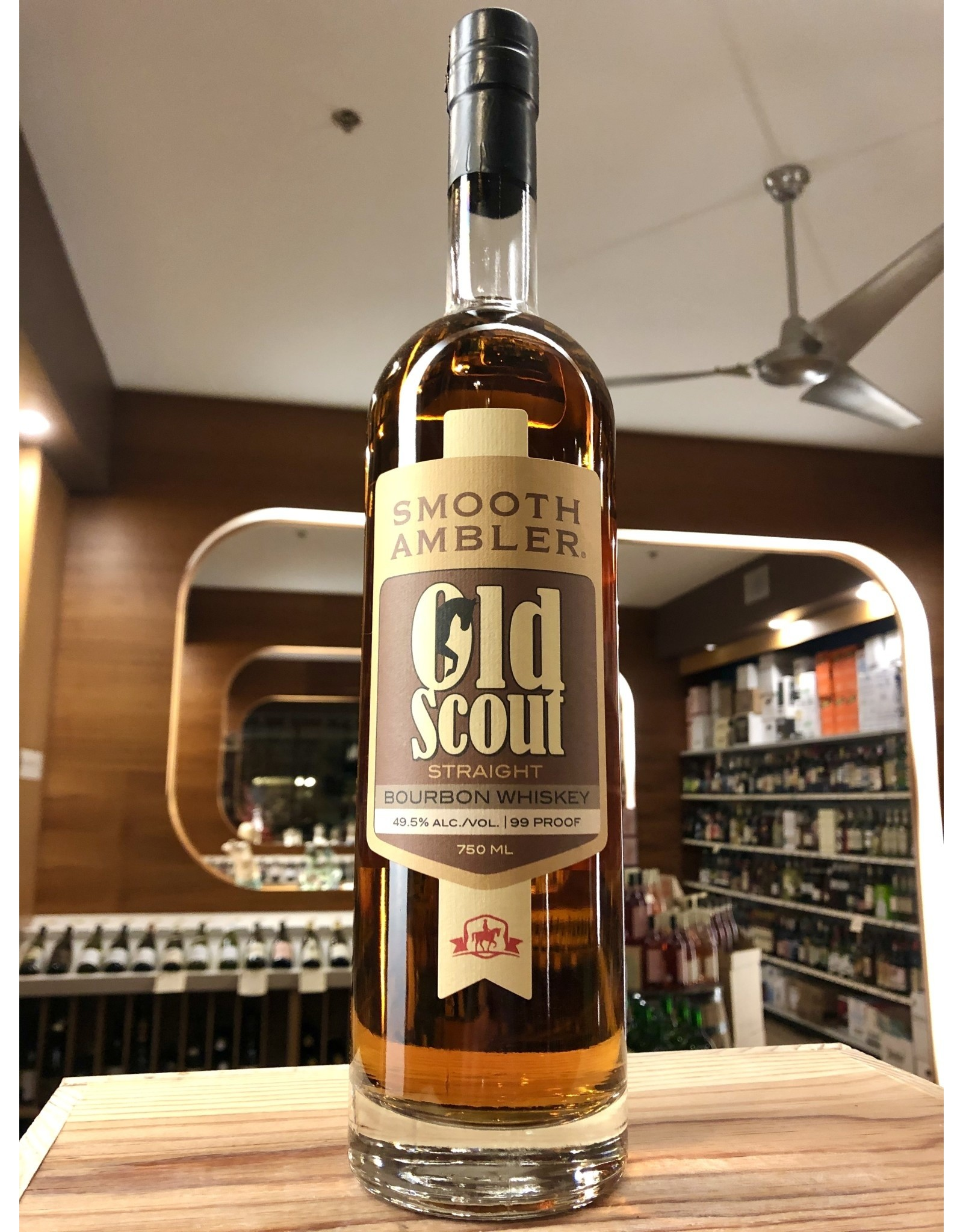 Smooth Ambler Old Scout Bourbon - 750 ML