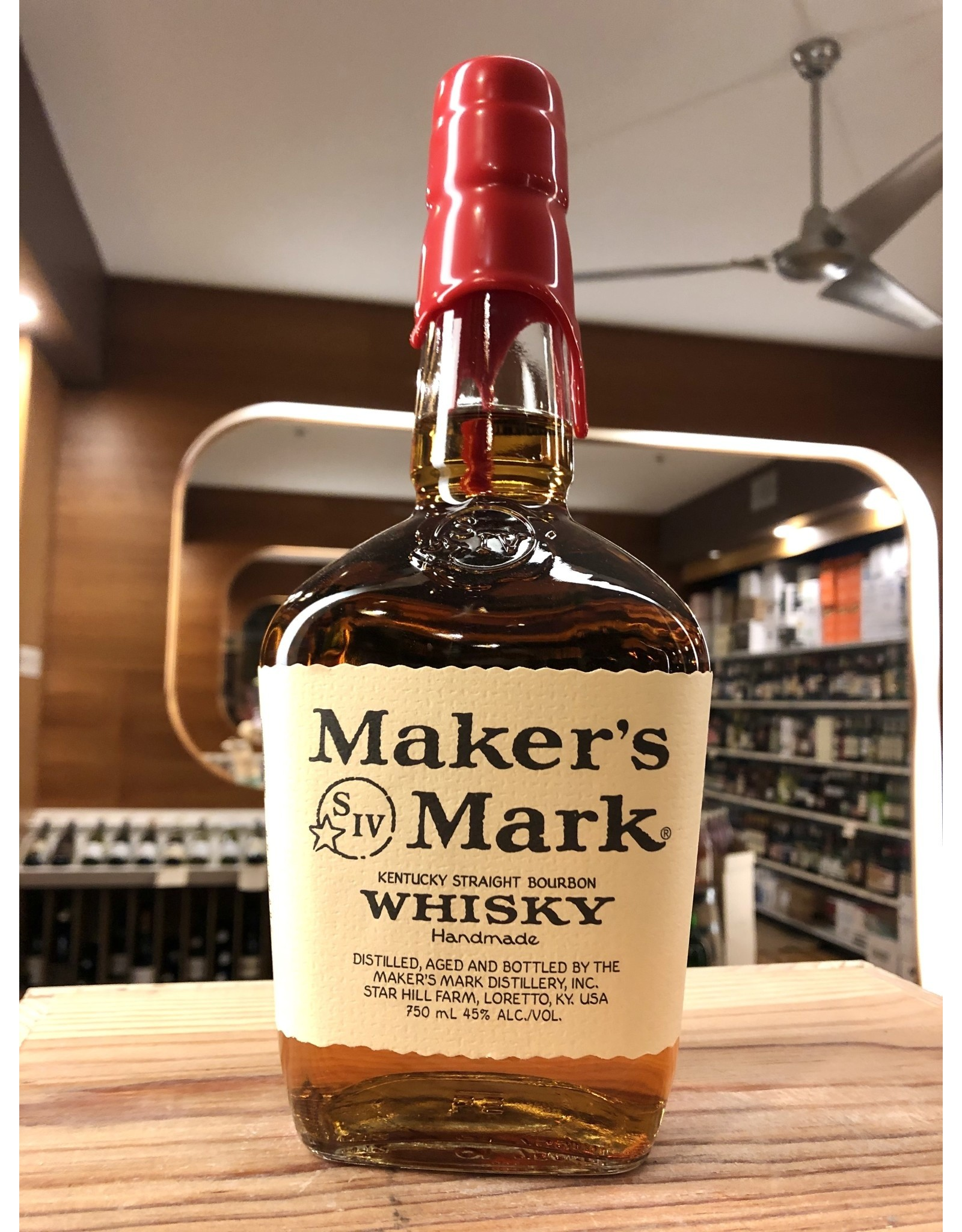 Makers Mark Bourbon - 750 ML