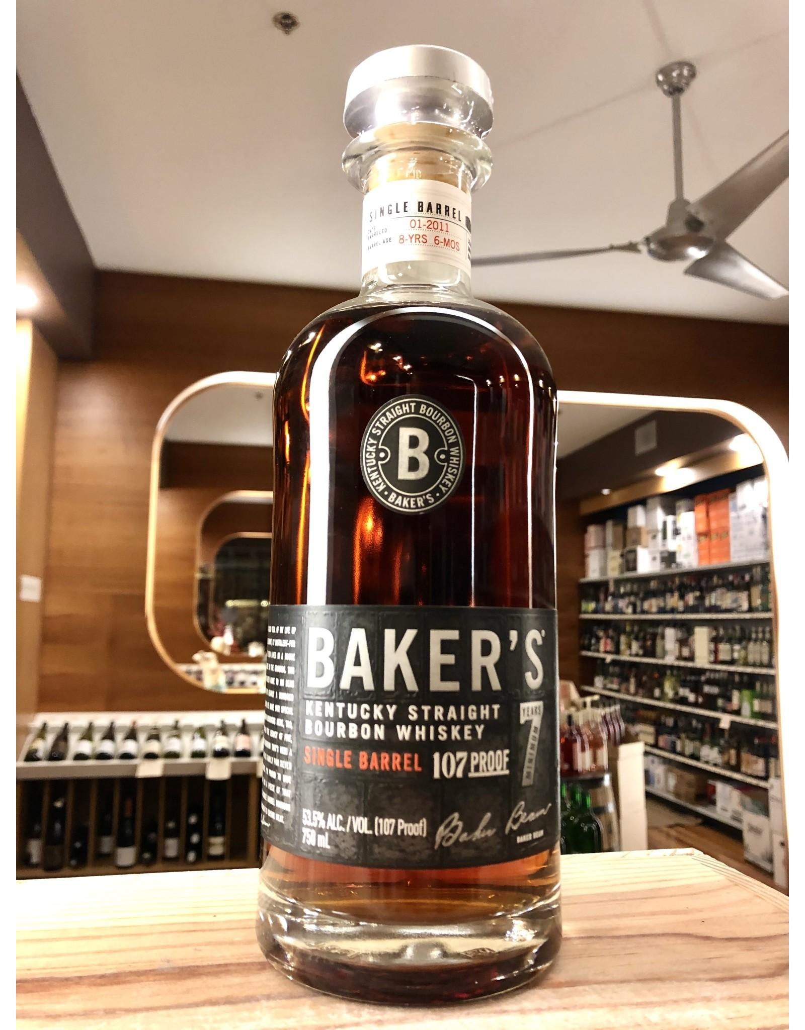 Bakers Bourbon - 750 ML