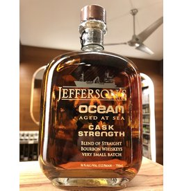Jeffersons Ocean Cask Strength - 750 ML