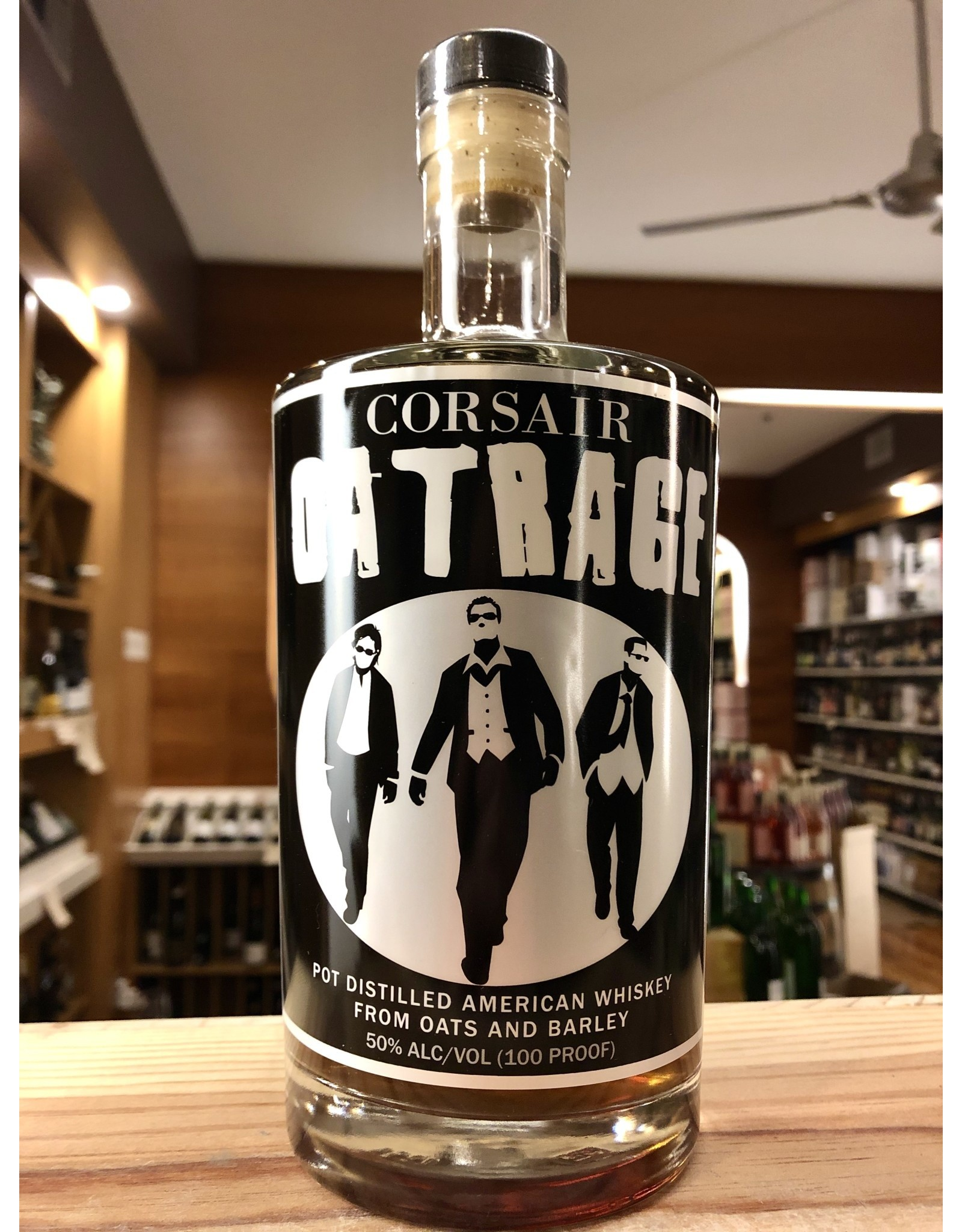 Corsair Oatrage Whiskey - 750 ML