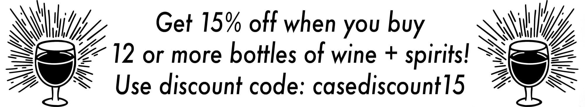 case discount