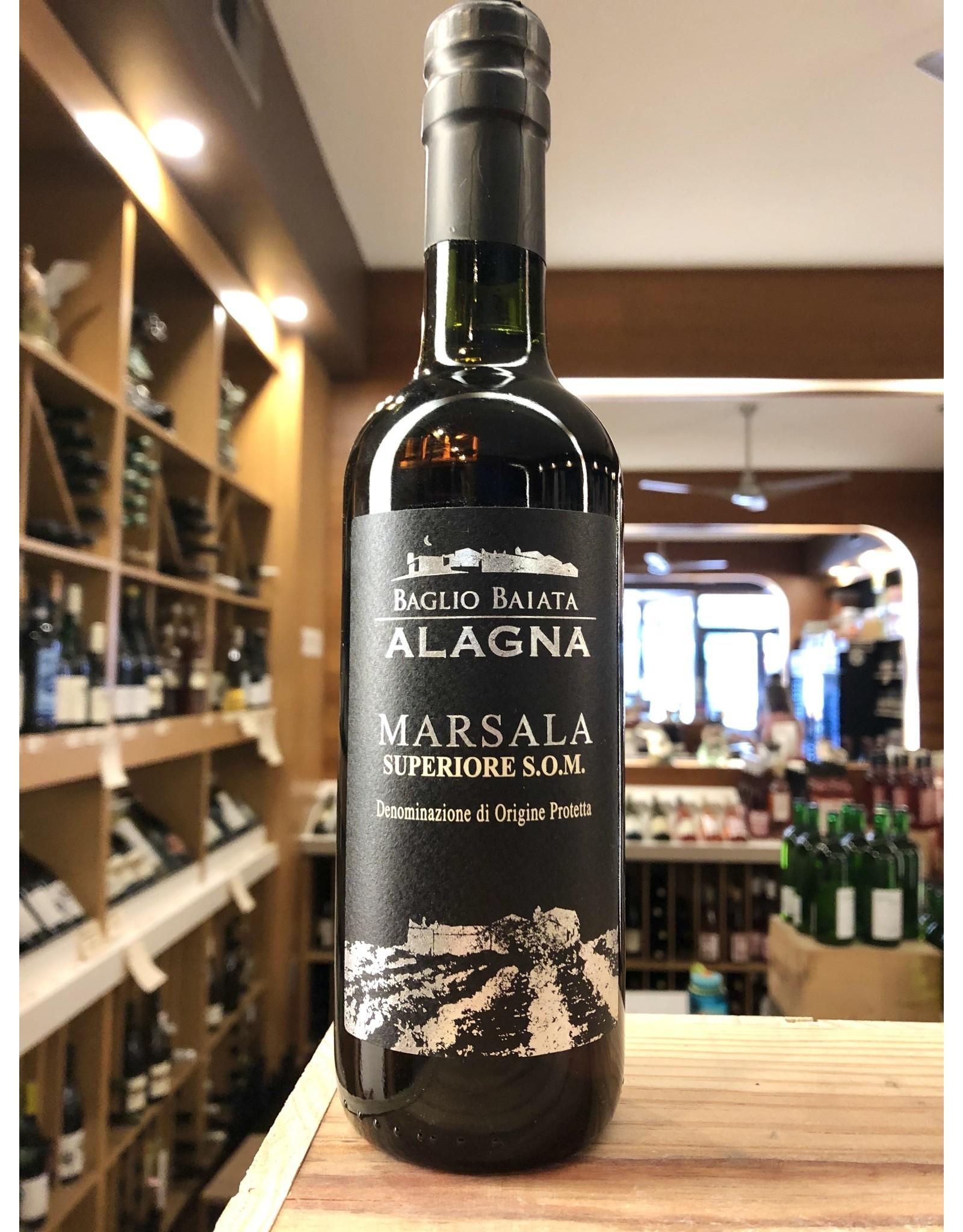 Baglio Baiata Alagna Marsala - 375 ML