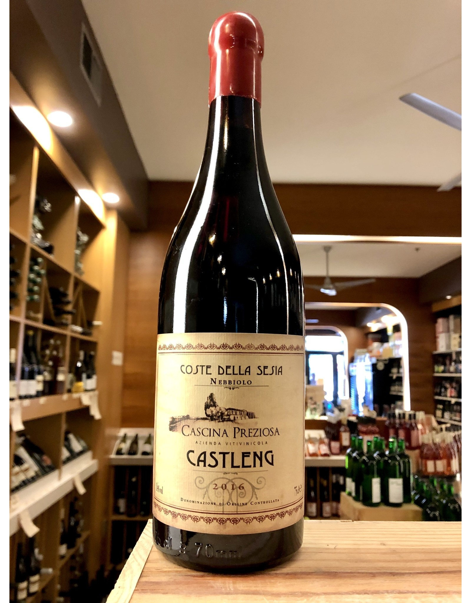 Cascina Preziosa Castleng - 750 ML