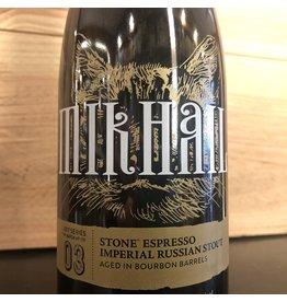 Stone Mikhail Barrel Aged Stout - 500 ML