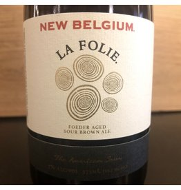 New Belgium La Folie  - 375 ML