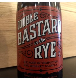 Stone Rye Barrel Double Bastard - 500 ML