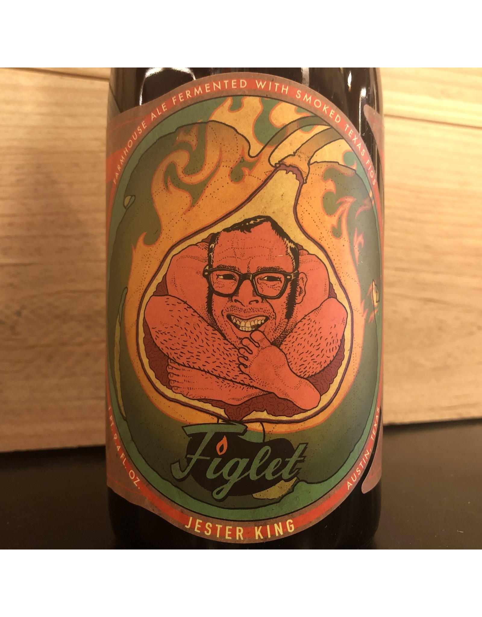 Jester King Figlet - 750 ML