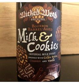Wicked Weed BA Milk & Cookies - 375 ML
