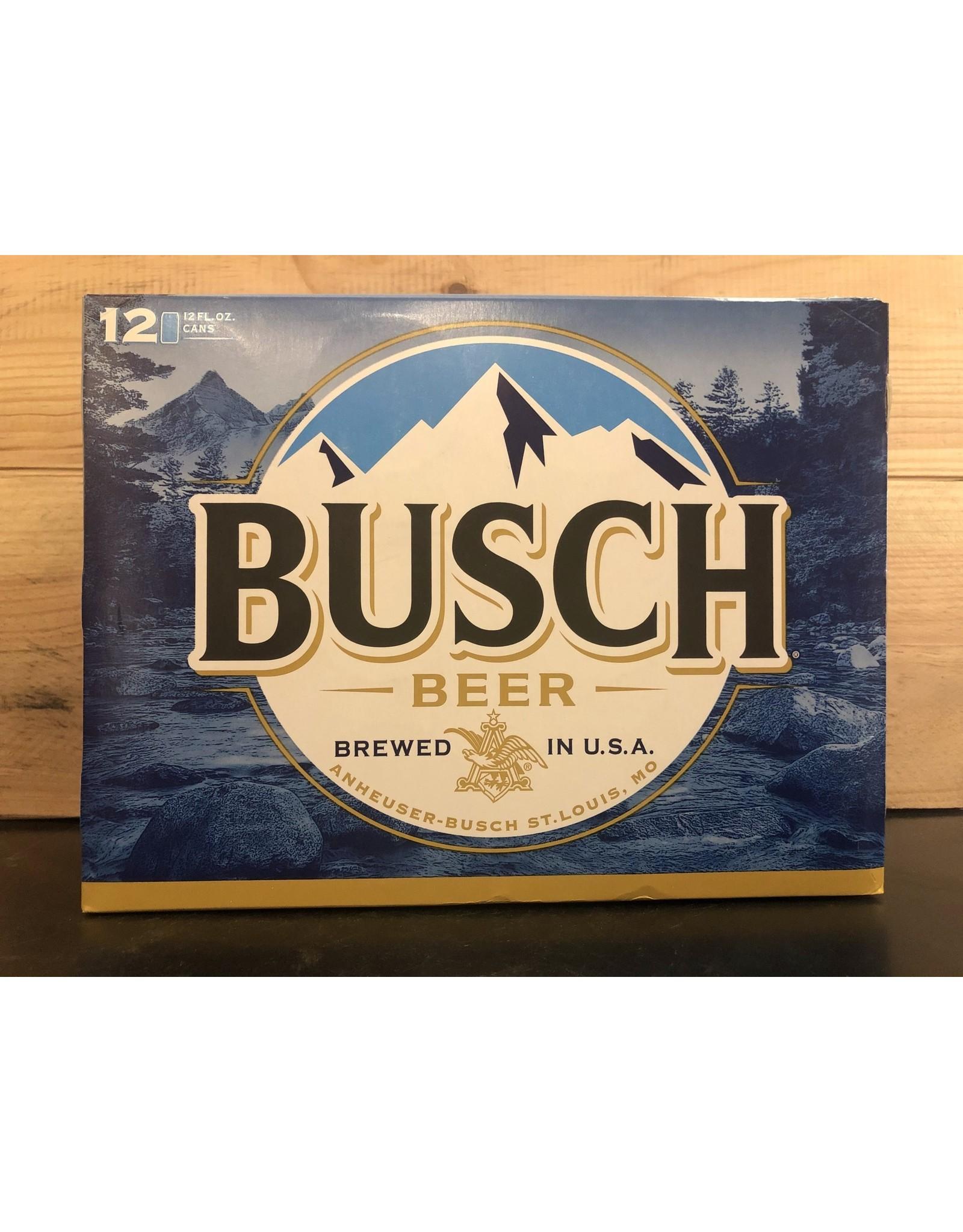 Busch - 12x12 oz.