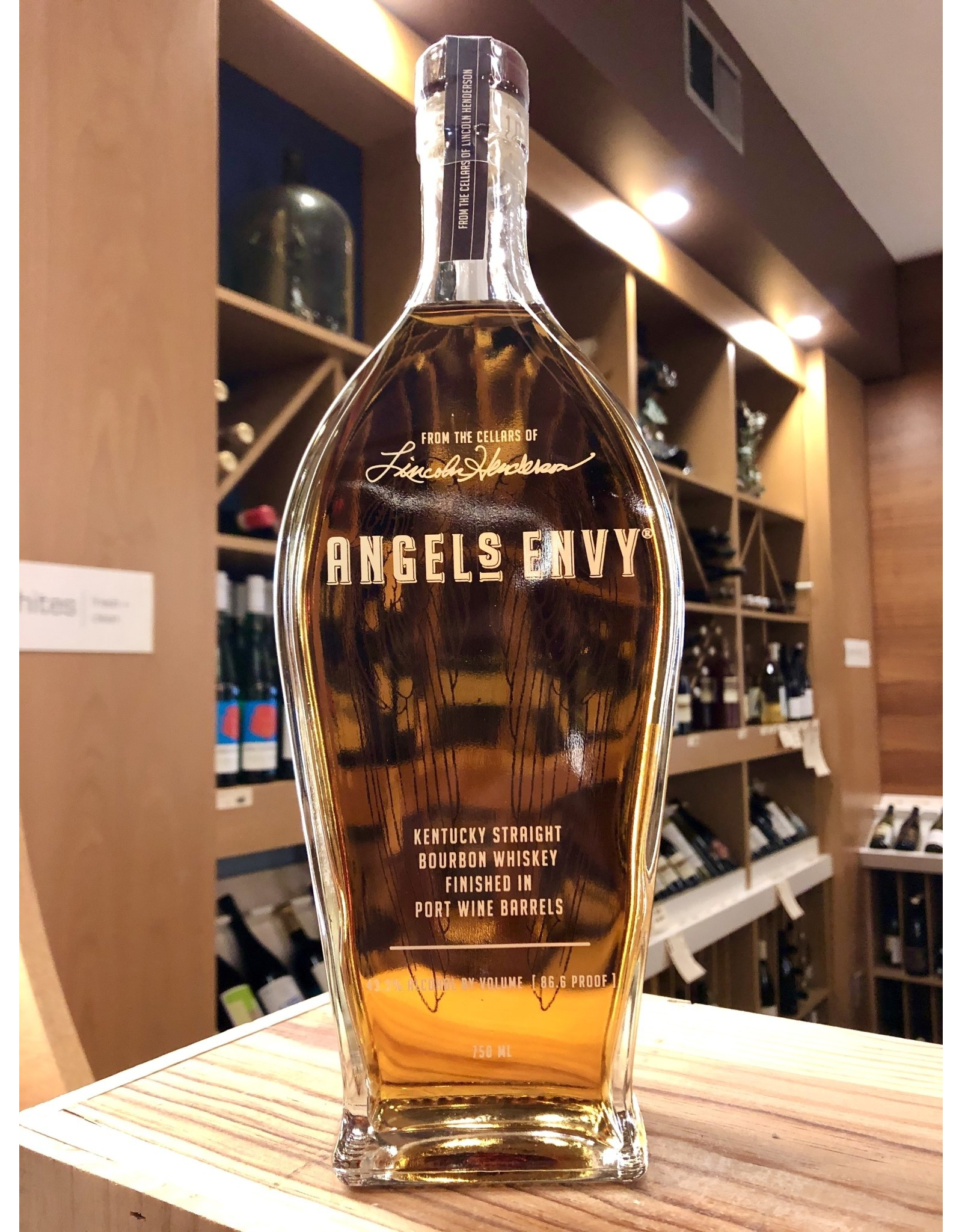 Angels Envy Bourbon - 750 ML