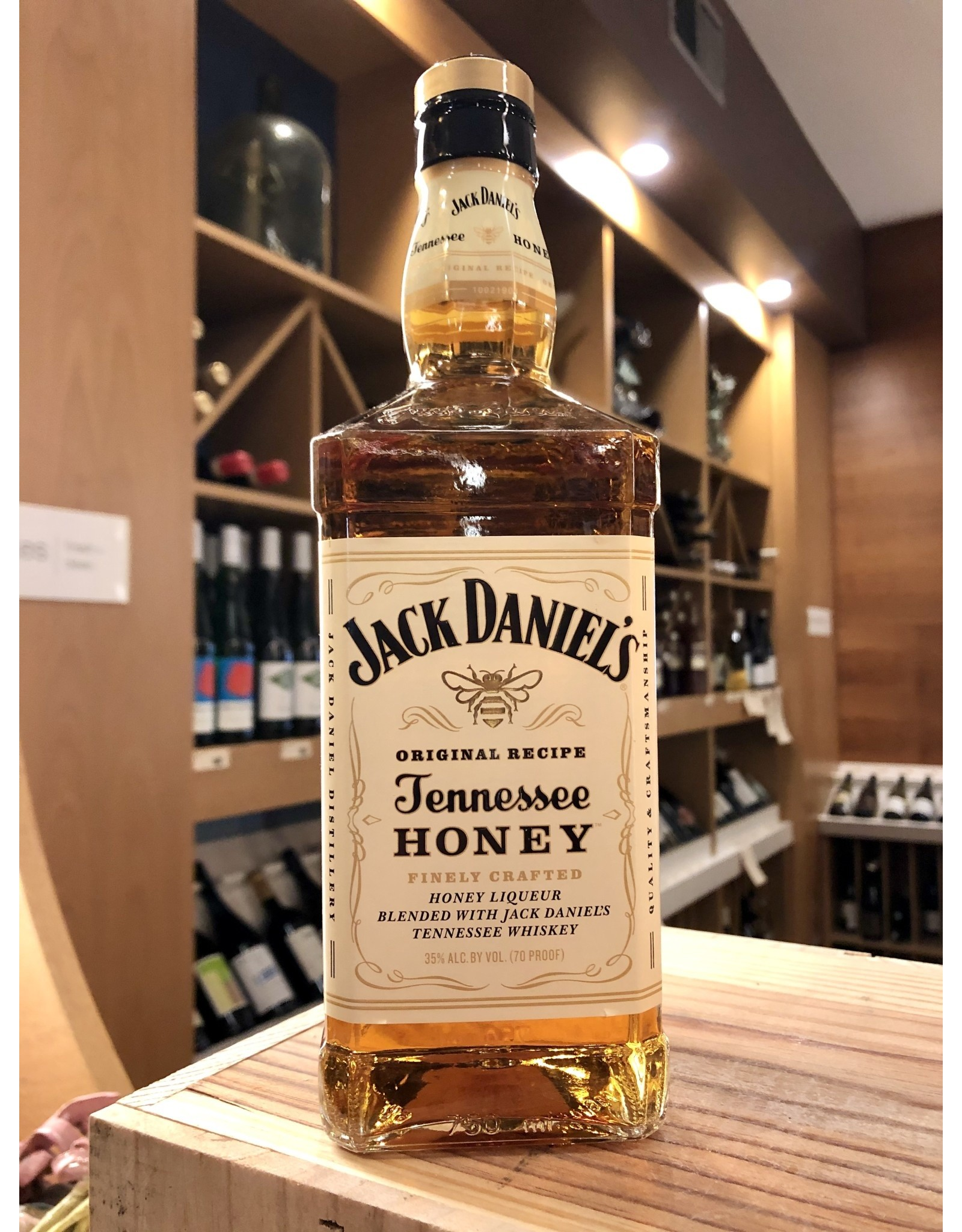 Jack Daniels Honey - 750 ML