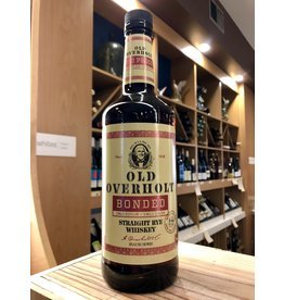 Old Overholt Bonded 100pf - 750 ML