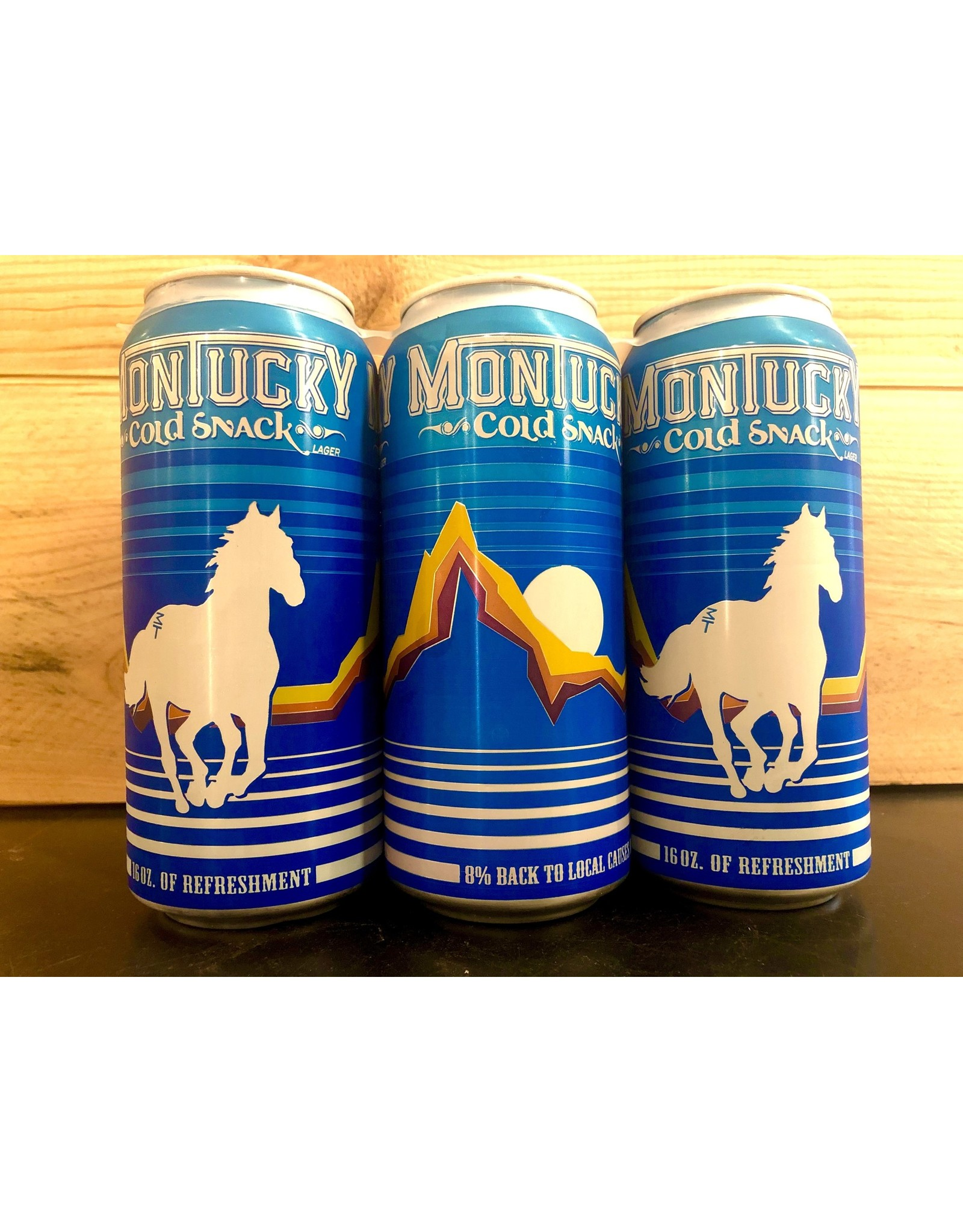 Montucky Cold Snack  - 6x16 oz.