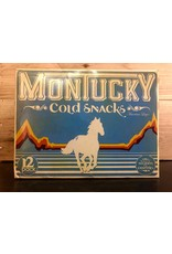 Montucky Cold Snacks Lager - 12x12 oz.