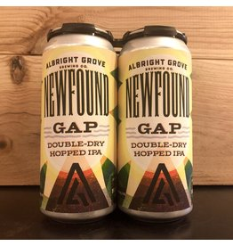 Albright Grove Newfound Gap IPA - 4x16 oz.