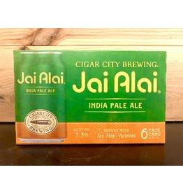 Cigar City Jai Alai - 6x12 oz.