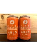 Shacksbury Arlo Cider - 4x12 oz.