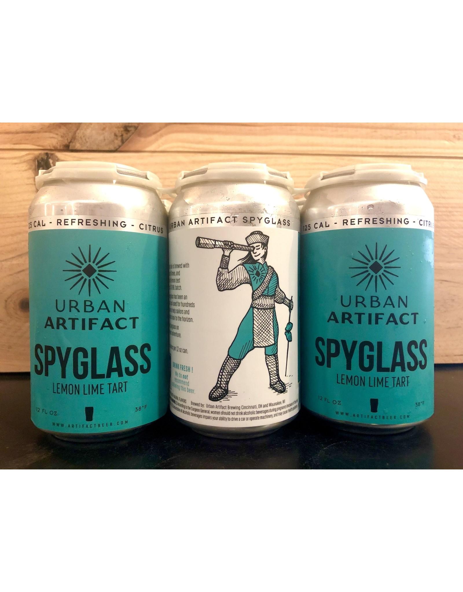 Urban Artifact Spyglass Tart Ale - 6x12 oz.