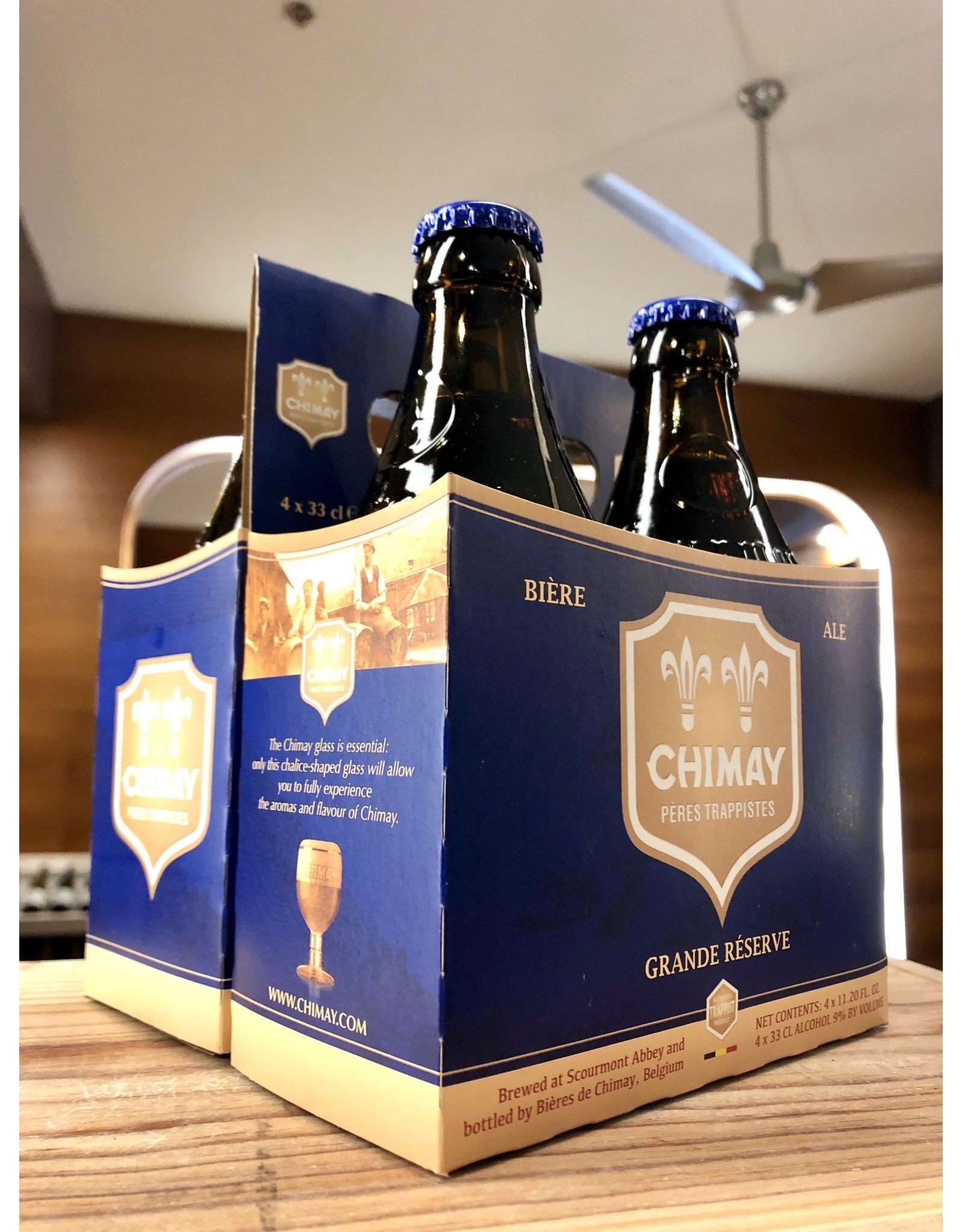 Chimay Blue - 4x11.2 oz.