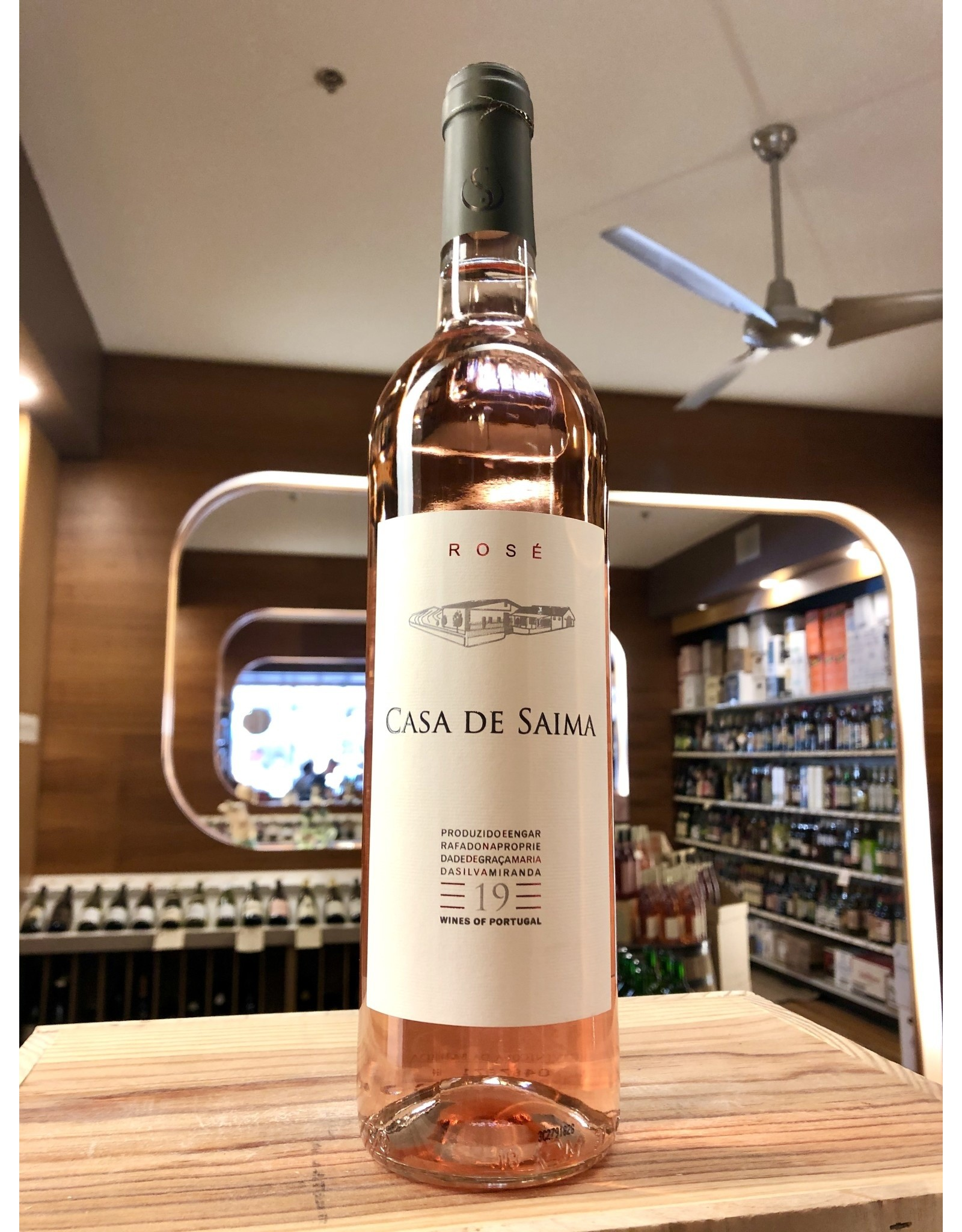 Casa de Saima Rose - 750 ML