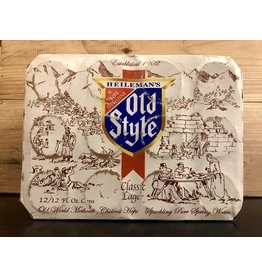 Old Style  - 12x12 oz.