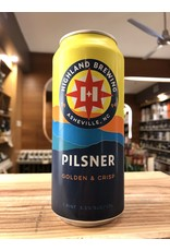 Highland Pilsner  - 16 oz.