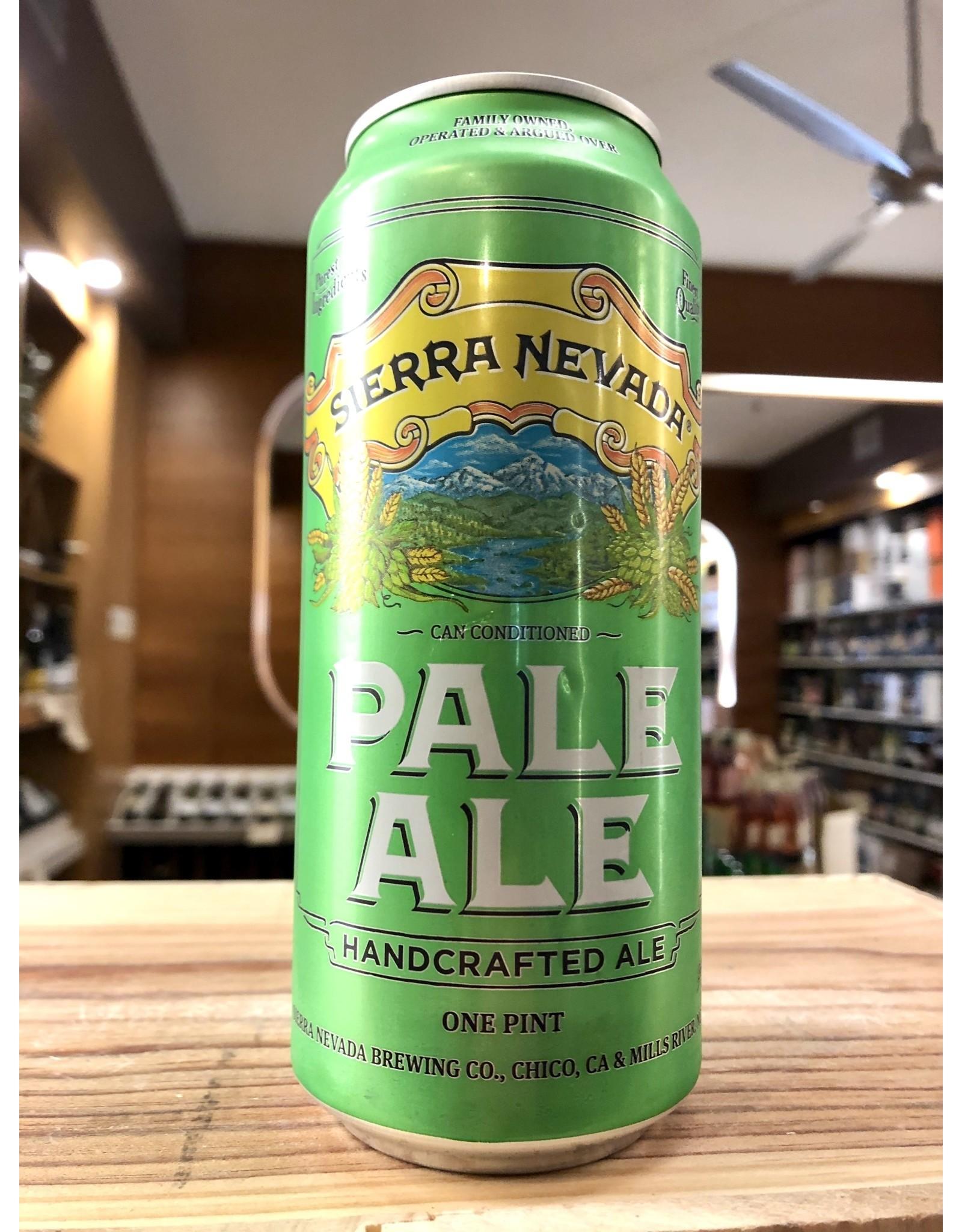 Sierra Nevada Pale Ale  - 16 oz.