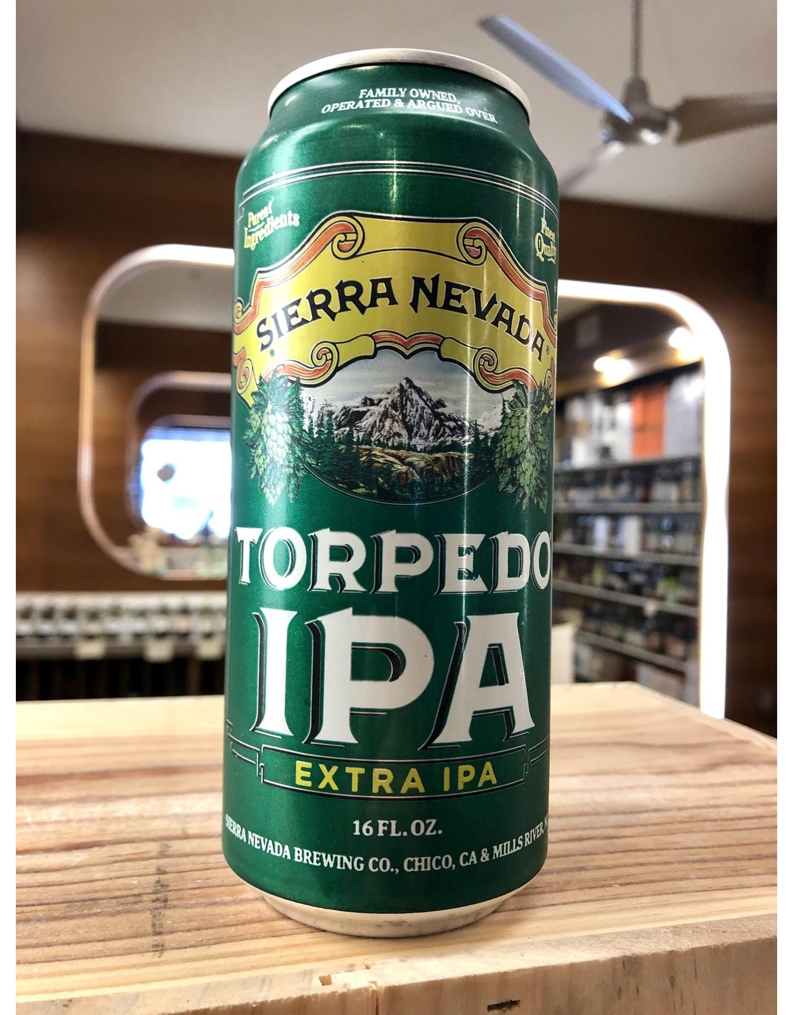 Sierra Nevada Torpedo IPA  - 16 oz.