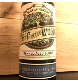 Sierra Nevada Trip in the Woods Biere d Garde - 750 ML
