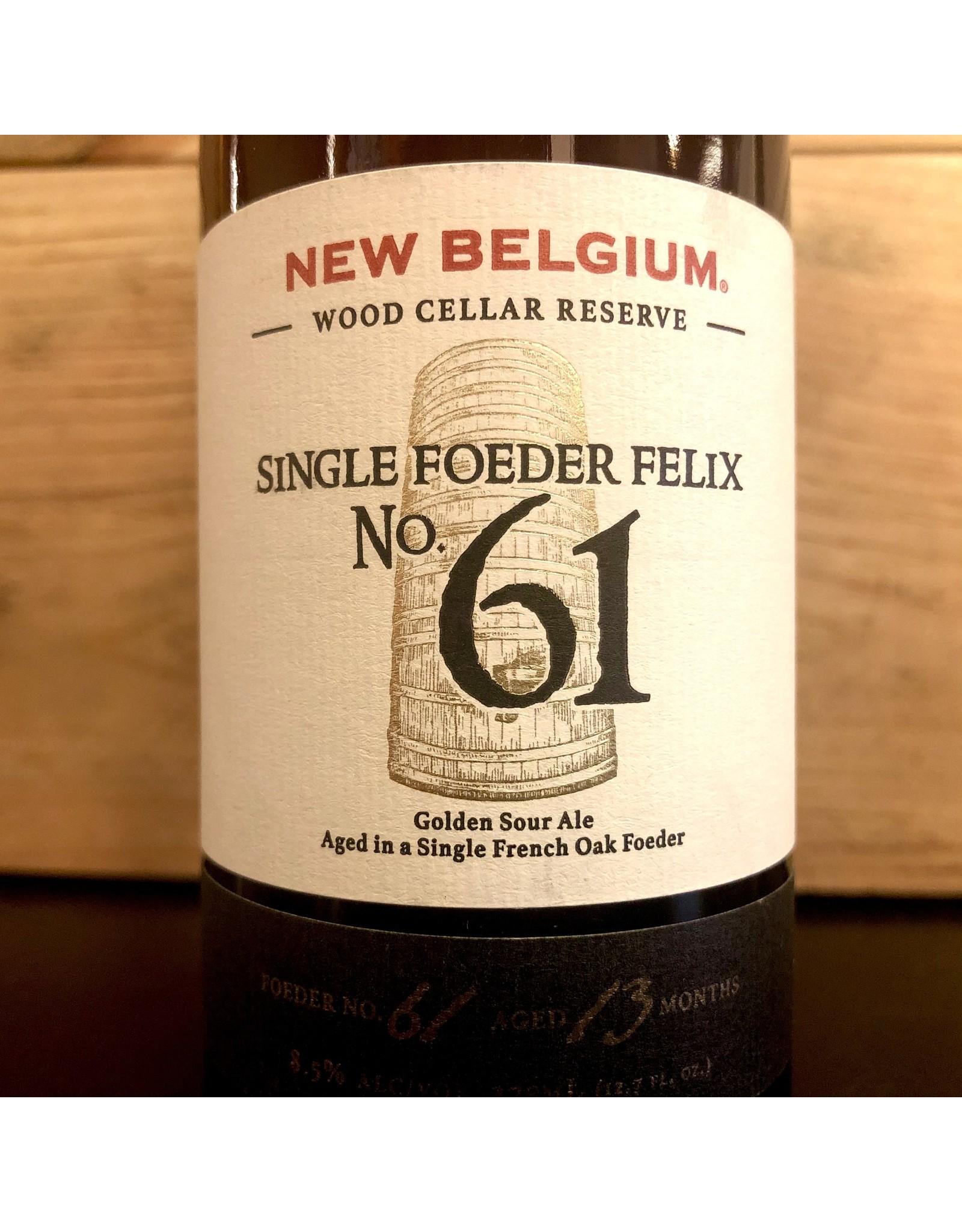 New Belgium Foeder Felix - 375 ML