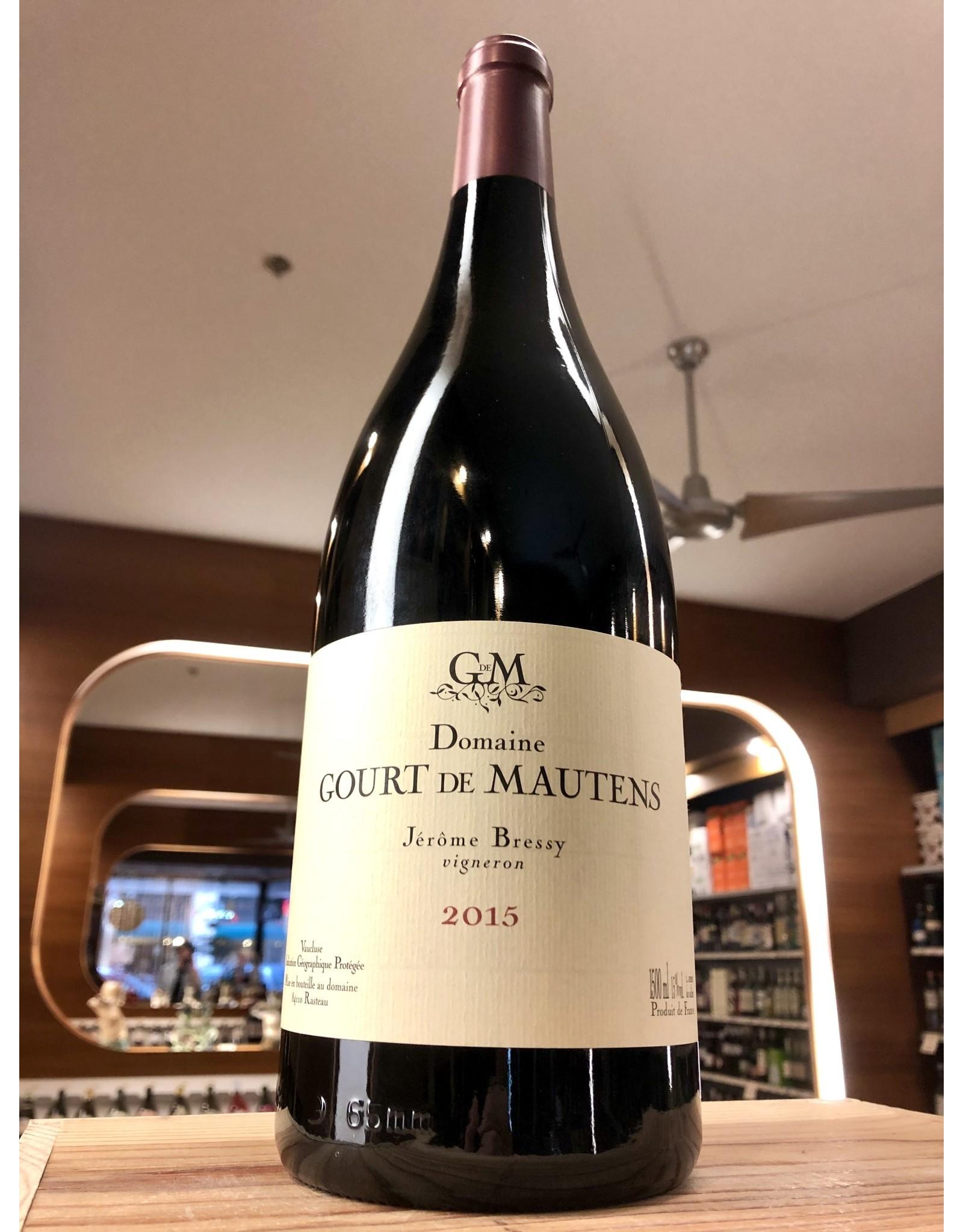Gourt de Mautens Rouge 2015 MAGNUM - 1.5 Liter
