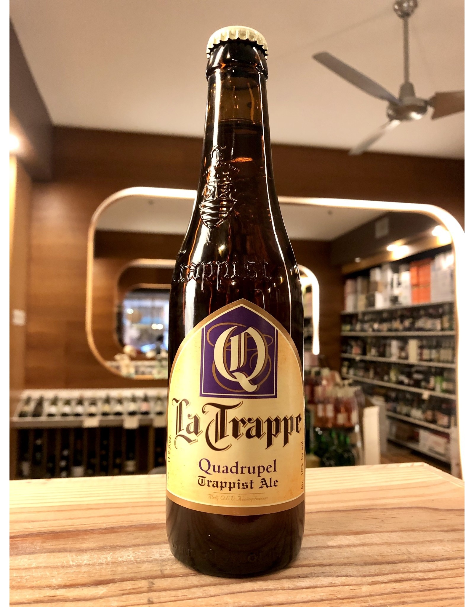 La Trappe Quadrupel Ale - 11.2 oz.