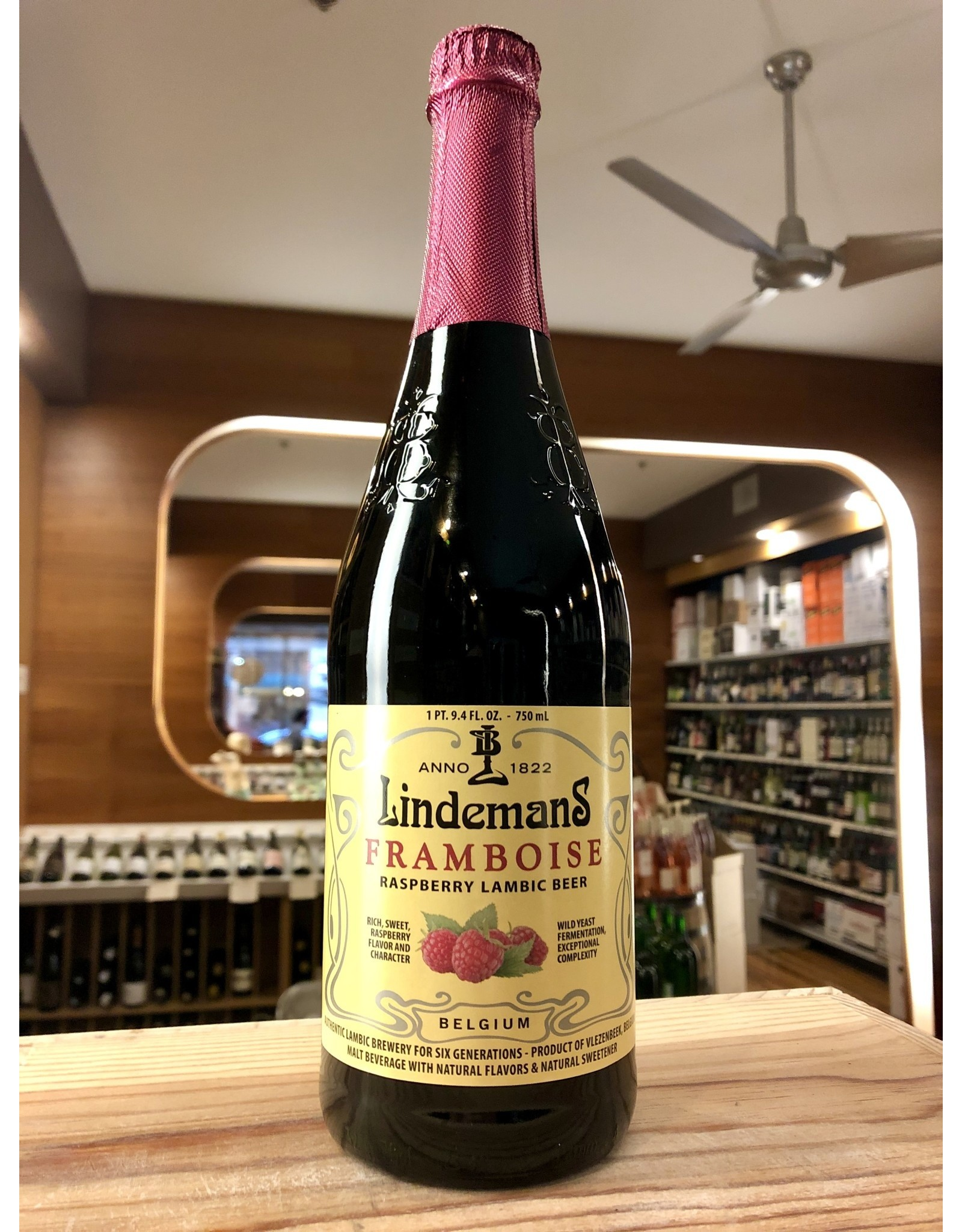 Lindemans Framboise  - 750 ML